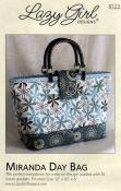 Miranda Day Bag sewing pattern from Lazy Girl Designs