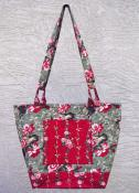 Newport Tote sewing pattern from Lazy Girl Designs 3