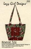 Newport-Tote-sewing-pattern-Lazy-Girl-Designs-front