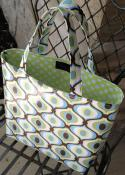 Slicker Tote sewing pattern from Lazy Girl Designs 2