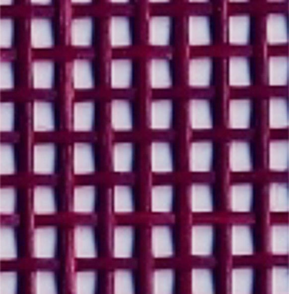 Vinyl-Mesh-fabric-Lyle-Enterprises-Burgandy