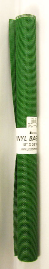 Vinyl-Mesh-fabric-Lyle-Enterprises-Forest-Green-1