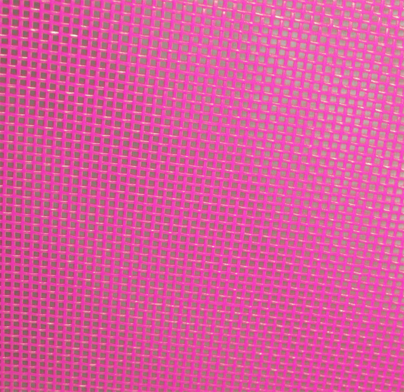 Vinyl-Mesh-fabric-Lyle-Enterprises-Fuchsia