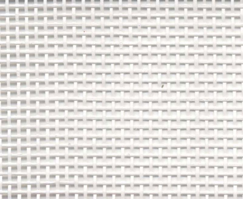 vinyl mesh white 18quot x 36quot piece
