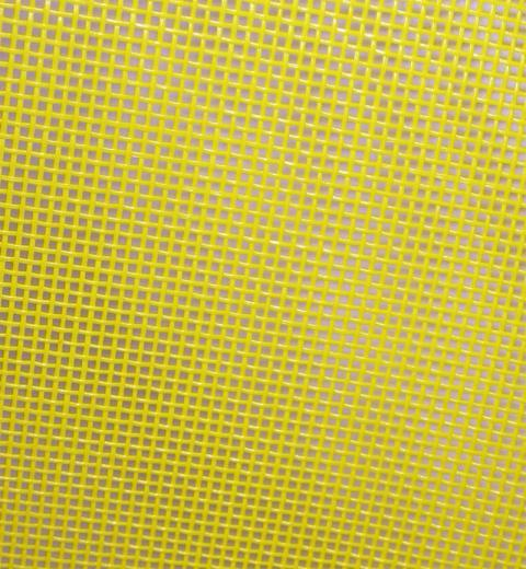 INVENTORY REDUCTION...Vinyl Mesh - Yellow 18