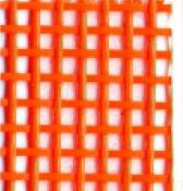 INVENTORY REDUCTION...Vinyl Mesh - Orange 18