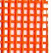Vinyl Mesh - Orange 18