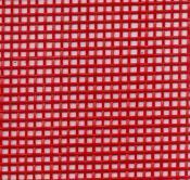 Vinyl Mesh - Red 18