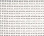 Vinyl Mesh - White 18