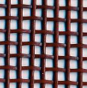 Vinyl-Mesh-fabric-Lyle-Enterprises-brown
