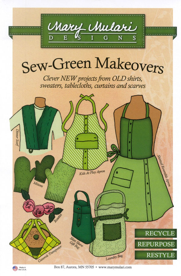 Sew-Green-Makeovers-apron-sewing-pattern-Mary-Mulari-front