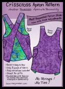 Crisscross Apron sewing pattern from Mary Mulari Designs 2