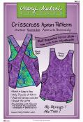 Crisscross Apron sewing pattern from Mary Mulari Designs