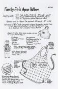 Family Girls Apron Pattern from Mary Mulari Designs 2