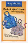 Hot Dish Apron Pattern from Mary Mulari Designs