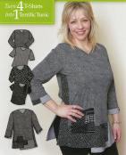 Take Four Tunic sewing pattern from Mary Mulari Designs 2