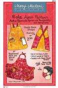 Viola Apron sewing pattern from Mary Mulari Designs