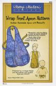 Wrap Front Apron Pattern from Mary Mulari Designs