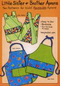 Little Sister & Brother Aprons sewing pattern from Mary Mulari Designs 2