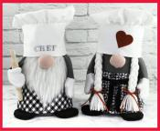 Chef Gnomes sewing pattern from More Splash Than Cash 2