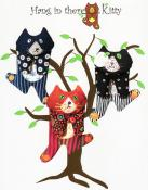 Hang In There Kitty sewing pattern from Nancy Ota 2
