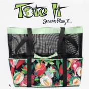 Tote It sewing pattern by Nancy Ota 2