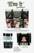 Tote It sewing pattern by Nancy Ota