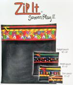 INVENTORY REDUCTION...Zip It sewing pattern by Nancy Ota 2