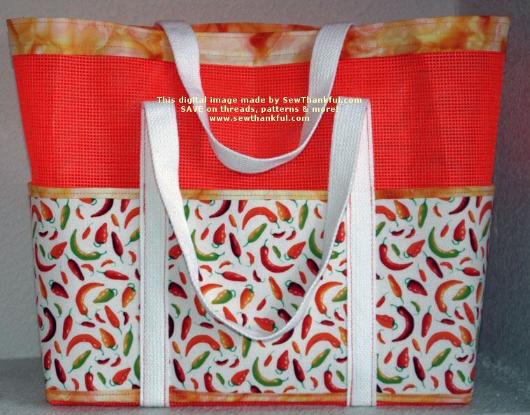Tote It Pattern by Nancy Ota