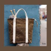 Buckthorn Backpack & Tote sewing pattern from Noodlehead 3