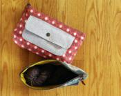 Caravan Tote & Pouch sewing pattern from Noodlehead 3
