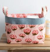 Divided Basket sewing pattern from Noodlehead 2