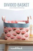 Divided Basket sewing pattern from Noodlehead
