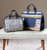 Maker's Tote sewing pattern from Noodlehead 2