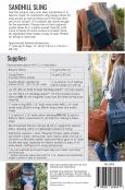 Sandhill Sling sewing pattern from Noodlehead 1