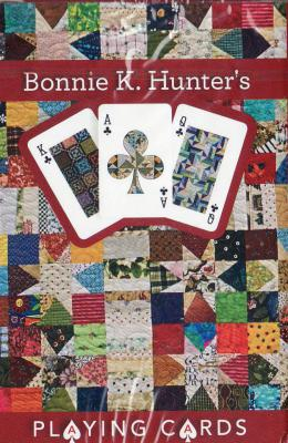 INVENTORY REDUCTION -- Bonnie K Hunter's Quilting Playing Cards