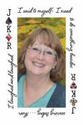 INVENTORY REDUCTION -- Bonnie K Hunter's Quilting Playing Cards 2