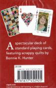 INVENTORY REDUCTION -- Bonnie K Hunter's Quilting Playing Cards 1
