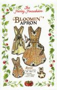 Bloomin' Apron sewing pattern from Paisley Pincushion