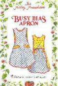 Busy Bias Apron sewing pattern from Paisley Pincushion