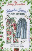 Slumber Buns Pajama Bottoms sewing pattern from Paisley Pincushion