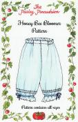 INVENTORY REDUCTION...Honey Bee Bloomers sewing pattern from Paisley Pincushion