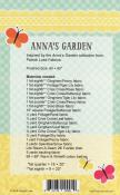 Anna's Garden quilt sewing pattern from Patrick Lose Studios 1