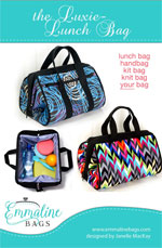 Emmaline Bags sewing patterns image