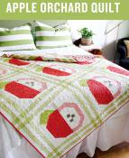 Apple Orchard Quilt sewing pattern from Pen+Paper Patterns 3