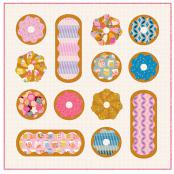 Donut Delight Quilt sewing pattern from Pen+Paper Patterns 2