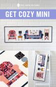 Get Cozy Mini Quilt sewing pattern from Pen+Paper Patterns