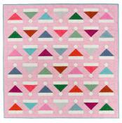 Kris Kringle Quilt sewing pattern from Pen+Paper Patterns 2