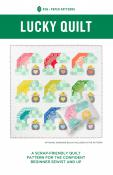 Lucky Quilt quilt sewing pattern from Pen+Paper Patterns