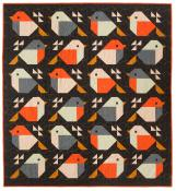 Sparrows quilt sewing pattern from Pen+Paper Patterns 2